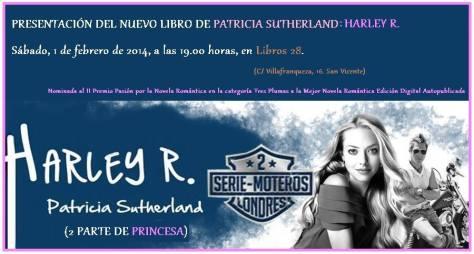 Presentacion Harley R Libros28