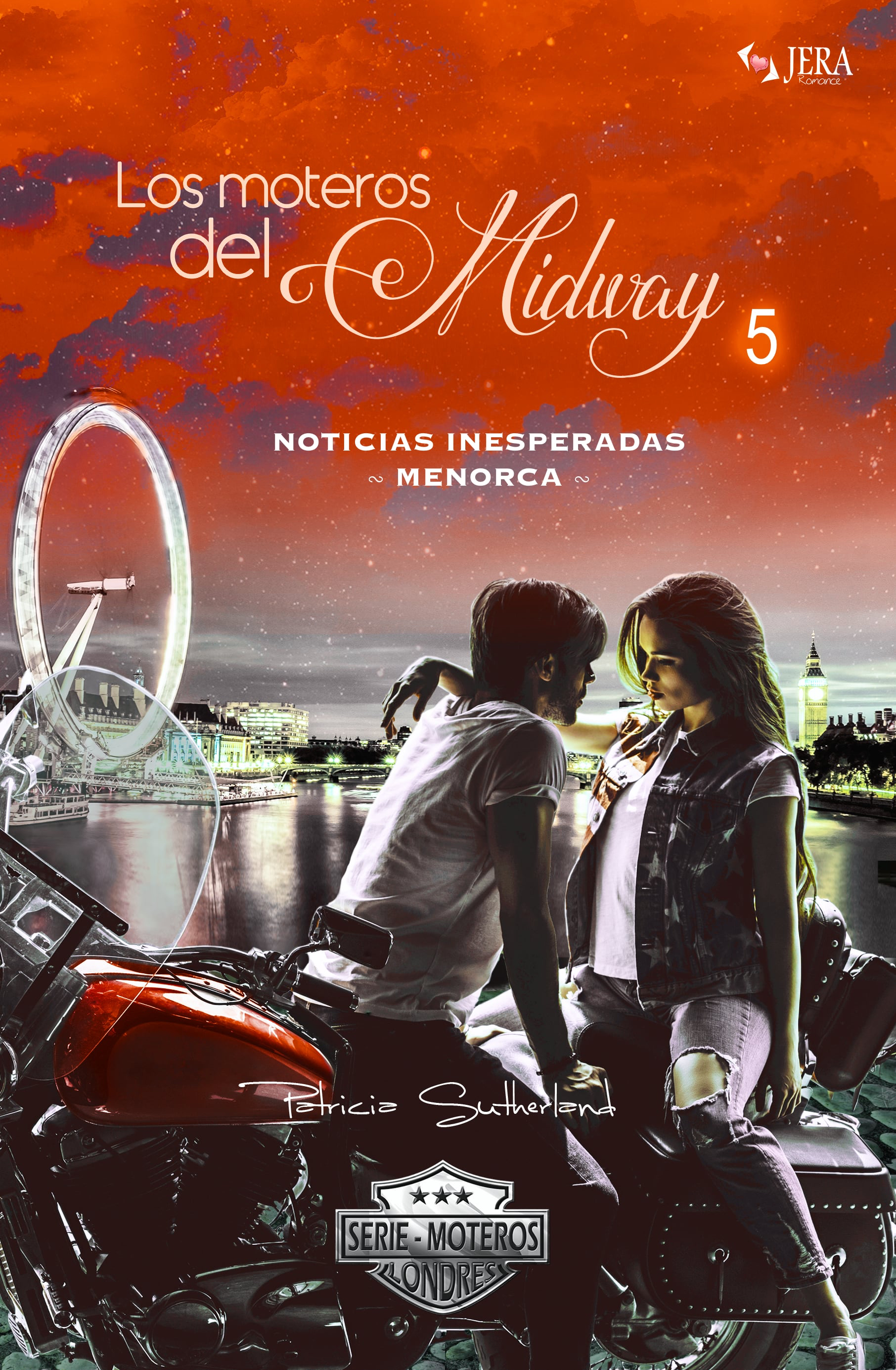 Los moteros del MidWay, 5. Noticias inesperadas. Menorca. Extras Serie Moteros # 11