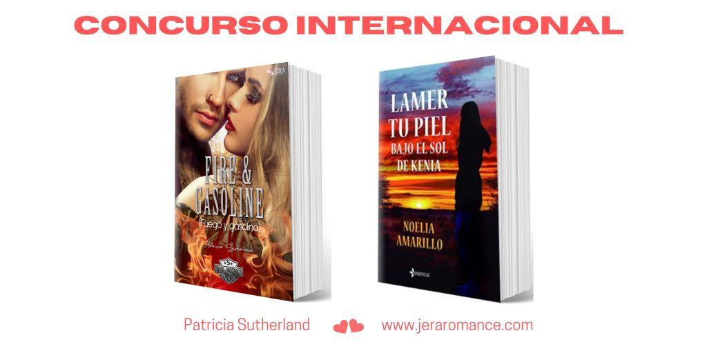 Concurso Internacional Jera Romance - Octubre 2021.